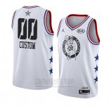 Camiseta All Star 2019 Boston Celtics Personalizada Blanco