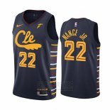 Camiseta Cleveland Cavaliers Larry Nance Jr. #22 Classic Edition 2019-20 Negro