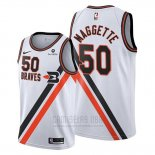 Camiseta Los Angeles Clippers Corey Maggette #50 Classic Edition 2019-20 Blanco