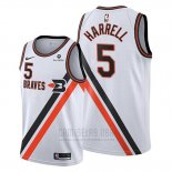 Camiseta Los Angeles Clippers Montrezl Harrell #5 Classic Edition Blanco