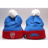 Gorro Beanie New York Knicks Azul Rojo