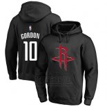 Sudaderas con Capucha Eric Gordon Houston Rockets Negro2