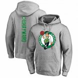 Sudaderas con Capucha Gordon Hayward Boston Celtics Gris2
