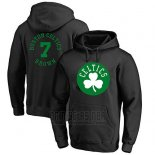Sudaderas con Capucha Jaylen Brown Boston Celtics Negro2