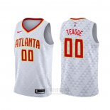 Camiseta Atlanta Hawks Jeff Teague #00 Association 2020-21 Blanco