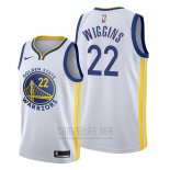 Camiseta Golden State Warriors Andrew Wiggins #22 Association 2019-20 Blanco