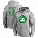 Sudaderas con Capucha Gordon Hayward Boston Celtics Gris