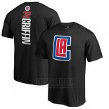 Camiseta Manga Corta Blake Griffin Los Angeles Clippers Negro