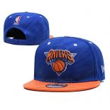 Gorra New York Knicks 9FIFTY Snapback Azu Naranja