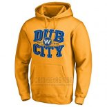 Sudaderas con Capucha Golden State Warriors Amarillo Dub City