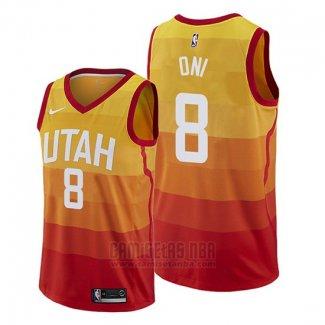 Comprar Camiseta Junior Donovan Mitchell Utah Jazz Icon ...