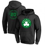 Sudaderas con Capucha Gordon Hayward Boston Celtics Negro