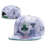 Gorra Boston Celtics 9FIFTY Snapback Blanco2