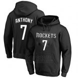 Sudaderas con Capucha Carmelo Anthony Houston Rockets Negro