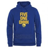 Sudaderas con Capucha Golden State Warriors Azul3