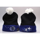 Gorro Beanie Orlando Magic Negro Azul