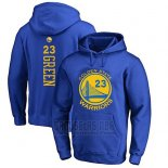 Sudaderas con Capucha Draymond Green Golden State Warriors Azul3