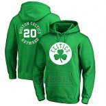 Sudaderas con Capucha Gordon Hayward Boston Celtics Verde