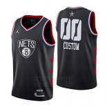 Camiseta All Star 2019 Brooklyn Nets Personalizada Negro