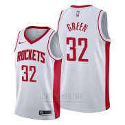 Camiseta Houston Rockets Jeff Green #32 Association 2019-20 Blanco