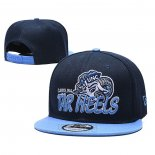 Gorra North Carolina Tar Heels 9FIFTY Snapback Azul2