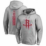 Sudaderas con Capucha Eric Gordon Houston Rockets Gris3