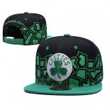 Gorra Boston Celtics Verde Negro