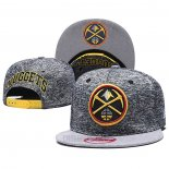 Gorra Denver Nuggets 9FIFTY Snapback Gris