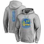 Sudaderas con Capucha Draymond Green Golden State Warriors Gris