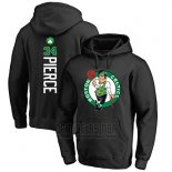 Sudaderas con Capucha Paul Pierce Boston Celtics Negro2