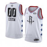 Camiseta All Star 2019 Houston Rockets Personalizada Blanco