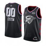 Camiseta All Star 2019 Oklahoma City Thunder Personalizada Negro