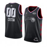 Camiseta All Star 2019 Orlando Magic Personalizada Negro