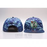 Gorra Boston Celtics Snapback Azul