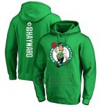 Sudaderas con Capucha Gordon Hayward Boston Celtics Verde2