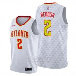 Camiseta Atlanta Hawks Cam Reddish #2 Association 2019-20 Blanco