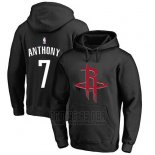 Sudaderas con Capucha Carmelo Anthony Houston Rockets Negro2