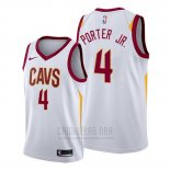 Camiseta Cleveland Cavaliers Kevin Porter Jr. #4 Classic Edition 2019-20 Negro