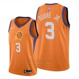 Camiseta Phoenix Suns Kelly Oubre Jr. #3 Statement Naranja