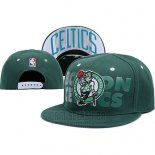 Gorra Boston Celtics Snapback Verde