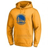 Sudaderas con Capucha Golden State Warriors Amarillo