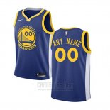 Camiseta Nino Golden State Warriors Personalizada 17-18 Azul