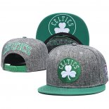 Gorra Boston Celtics Verde Gris