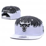 Gorra Chicago Bulls Blanco