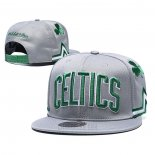 Gorra Boston Celtics Gris
