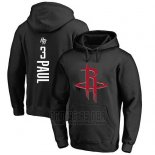 Sudaderas con Capucha Chris Paul Houston Rockets Negro2