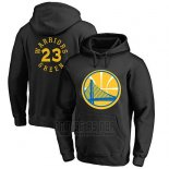 Sudaderas con Capucha Draymond Green Golden State Warriors Negro2