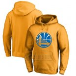 Sudaderas con Capucha Golden State Warriors Amarillo2
