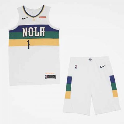 Camiseta New Orleans Pelicans City Edition 2019-20