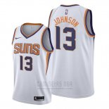 Camiseta Phoenix Suns Cameron Johnson #13 Association 2019-20 Blanco